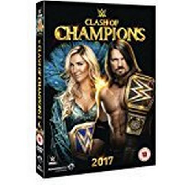 WWE: Clash Of Champions 2017 [DVD]